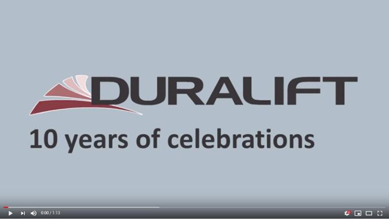 Duralift 10 year timeline